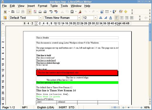 wordpro Program Alternatif Terbaik Selain Microsoft Office